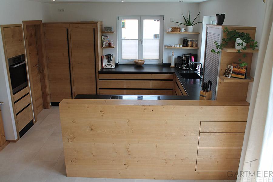 schreinerei gartmeier k chen. Black Bedroom Furniture Sets. Home Design Ideas